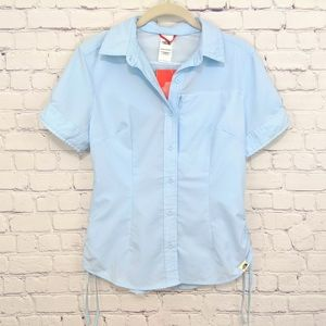 North Face Breathable Button Down